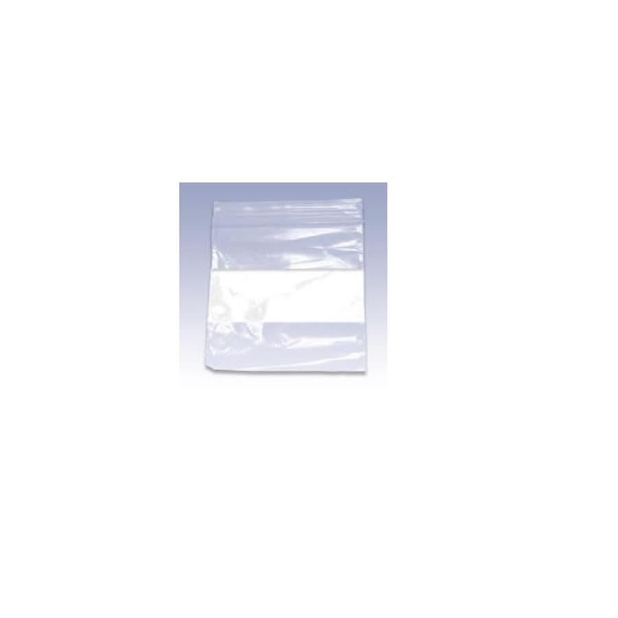 2 ml Clear Reclosable Zipper Bags