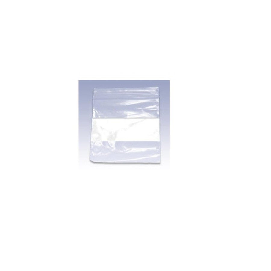 2 ml Clear Reclosable Zipper Bags