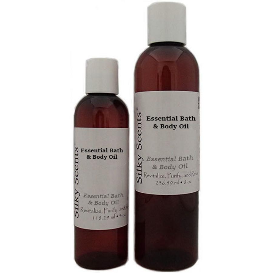 Essential Bath & Body Oil