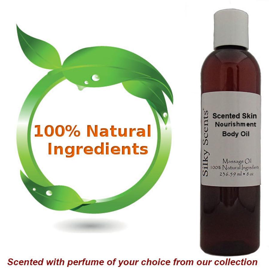 Skin Nourishment Body Oil