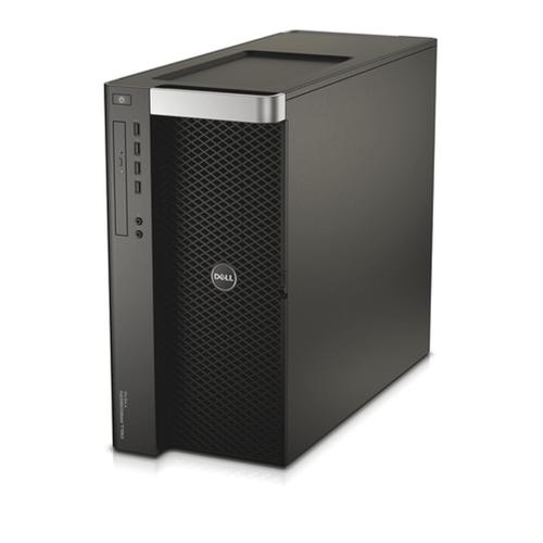 Dell Precision T5610 Workstation 2x E5-2640 Six Core 2.5Ghz 16GB 256GB SSD Q600