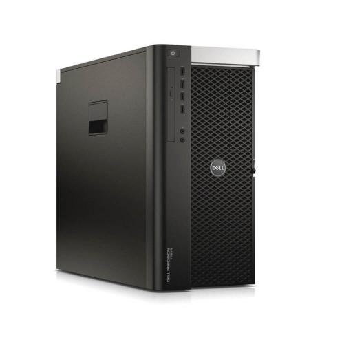 Dell Precision T7610 Workstation 2x E5-2643 Quad Core 3.3Ghz 256GB 256GB SSD K2000 Win 10 Pre-Install