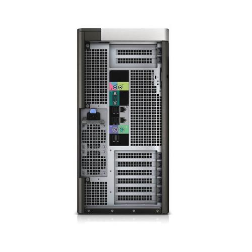 Dell Precision T7610 Workstation 2x E5-2643 Quad Core 3.3Ghz 64GB 256GB SSD 2TB K2000 Win 10 Pre-Install