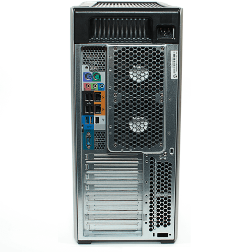 HP Z820 Workstation E5-2640 Six Core 2.5Ghz 8GB 256GB SSD K4000 Win 10 Pre-Install