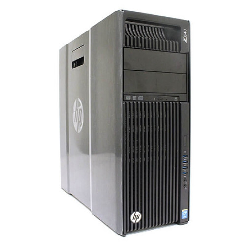 HP Z640 Workstation E5-2609 V3 Six Core 1.9Ghz 16GB 512GB SSD 2TB NVS310 Win 10 Pre-Install