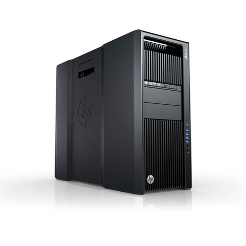 HP Z840 Workstation 2x E5-2630 V3 Eight Core 2.4Ghz 64GB 512GB SSD 2TB M4000 Win 10