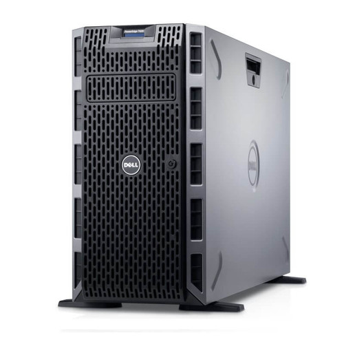 """Dell PowerEdge T620 8 x 3.5"""" Hot Plug 2x E5-2640 Six Core 2.5Ghz 72GB 3x 300GB 15K H310 2x 750W"""