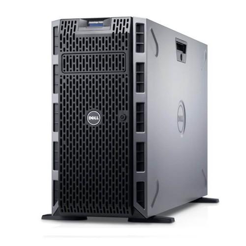 """Dell PowerEdge T620 8 x 3.5"""" Hot Plug 2x E5-2660 Eight Core 2.2Ghz 288GB 8x 600GB H310 2x 1100W"""