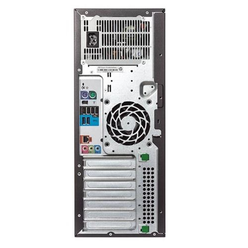 HP Z420 Workstation E5-1607 Quad Core 3Ghz 16GB 1TB Q600 Win 10 Pre-Install