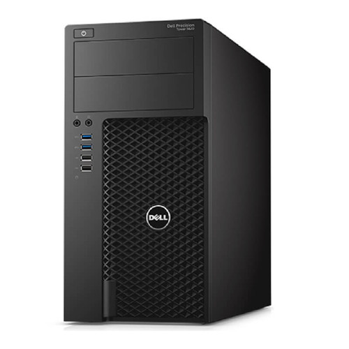 Dell Precision T1700 MT E3-1220 V3 Quad Core 3.1Ghz 16GB 1TB SSD K2000 Win 10 Pre-Install