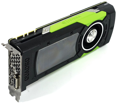 NVIDIA Quadro M6000 12GB GDDR5 384-Bit PCI Express 3.0 x16 Full Height Video Card