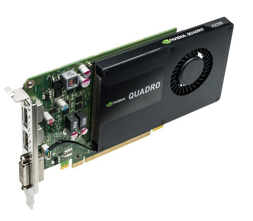 Nvidia Quadro K2200 4GB Check 128-bit PCI Express 2.0 x16 Full Height Video Card