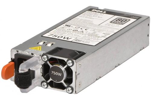 Dell 750W Redundant Power Supply for PowerEdge R620 Server PN: 5NF18 W0CTF N30P9 79RDR F9F51 XYXMG 6W2PW 9PXCV 0N30P XTVK2