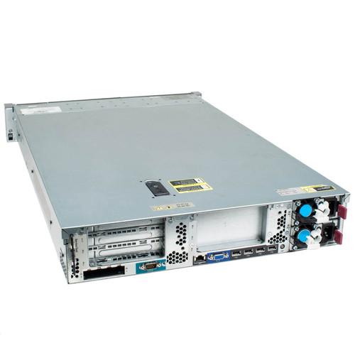 """HP Proliant DL380p Gen8 8 x 2.5"""" HS E5-2640 Six Core 2.5Ghz 24GB 2x 146GB P420i"""