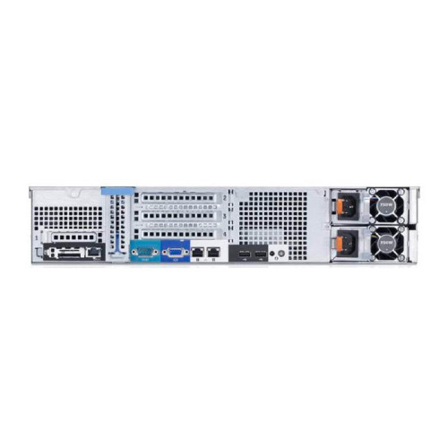 "Dell PowerEdge R520 8x 3.5"" Hot Plug 2x E5-2407 Quad Core 2.2Ghz 192GB 2x 1TB H310 2x 750W"