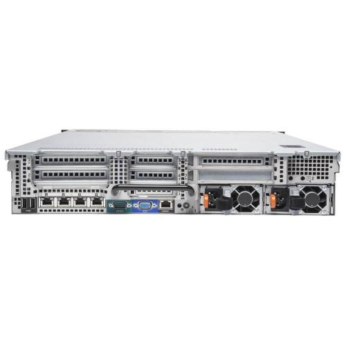 """Dell PowerEdge R820 8 x 2.5"""" Hot Plug 4x E5-4620 Eight Core 2.2Ghz 384GB H310"""