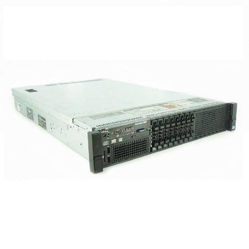 """Dell PowerEdge R820 8 x 2.5"""" Hot Plug 2x E5-4620 Eight Core 2.2Ghz 16GB 2x 600GB H310"""