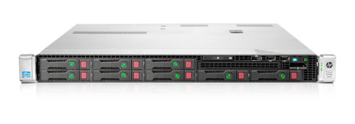 "HP Proliant DL360p Gen8 8 x 2.5"" HS E5-2660 Eight Core 2.2Ghz 16GB 2x 300GB P420i"