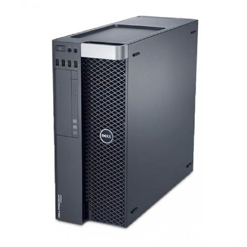 Dell Precision T5600 Workstation E5-2670 Eight Core 2.6Ghz 32GB 250GB SSD 2TB Q4000 Win 10 Pre-Install