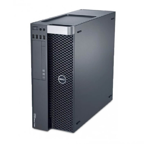 Dell Precision T5600 Workstation E5-2609 Quad Core 2.4Ghz 8GB 1TB NVS300