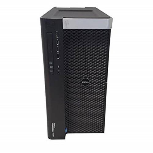 Dell Precision T7600 Workstation 2x E5-2609 Quad Core 2.4Ghz 16GB 250GB SSD NVS300 Win 10 Pre-Install
