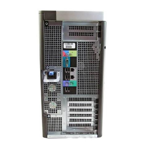 Dell Precision T7600 Workstation 2x E5-2620 Six Core 2Ghz 64GB 500GB SSD Q600 No OS