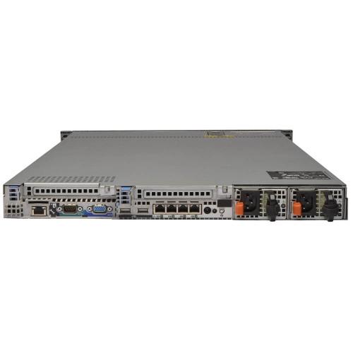 """Dell PowerEdge R430 8 x 2.5"""" Hot Plug 2x E5-2630v3 Eight Core 2.4Ghz 48GB 8x 600GB 15K H330"""