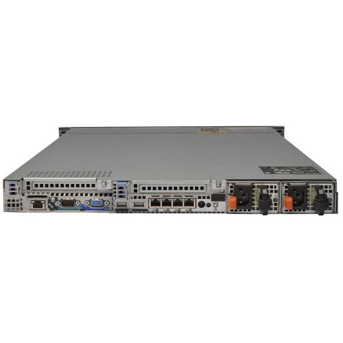 "Dell PowerEdge R430 8 x 2.5"" Hot Plug E5-2603v3 Six Core 1.6Ghz 8GB 3x 1.2TB H330"