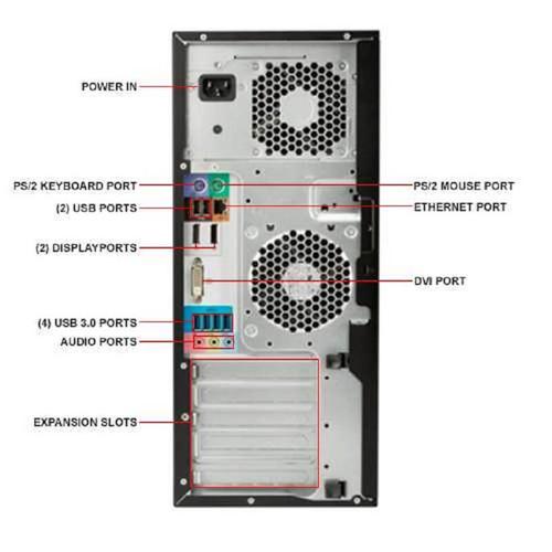 HP Z240 AutoCAD Workstation i7-7700K 4 Cores 8 Threads 4.2Ghz 16GB 1TB NVMe 2TB Nvidia K420 Win 10 Pro