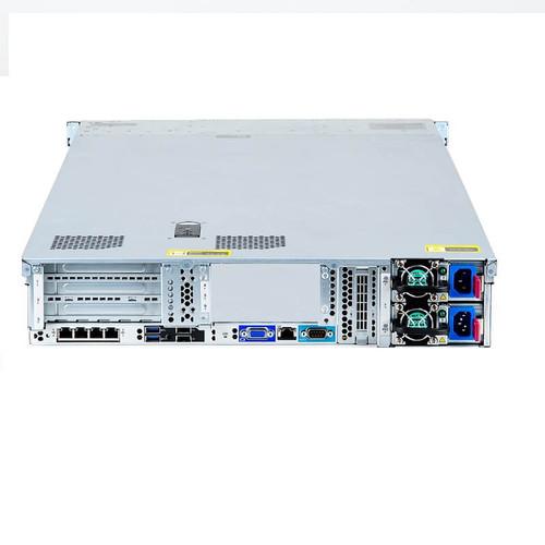 HP Proliant DL560 Gen9 8B SFF 4x E5-4650V3 Twelve Core 2.1Ghz 32GB 2x 600GB H240ar