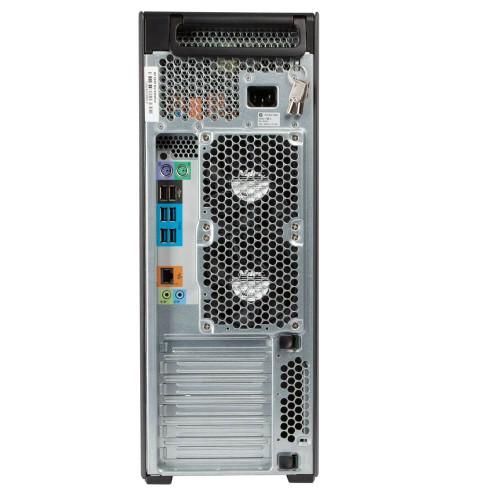 HP Z640 SOLIDWORKS Workstation 2x E5-2623v3 8 Cores 16 Threads 3Ghz 64GB 500GB NVMe 2TB Quadro K4200 Win 10
