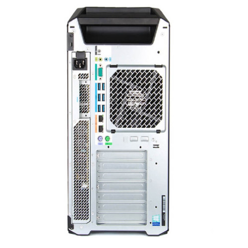 HP Z8 G4 Workstation 2x Bronze 3106 Eight Core 1.7Ghz 64GB RAM 250GB NVMe Quadro P2000 Win 10