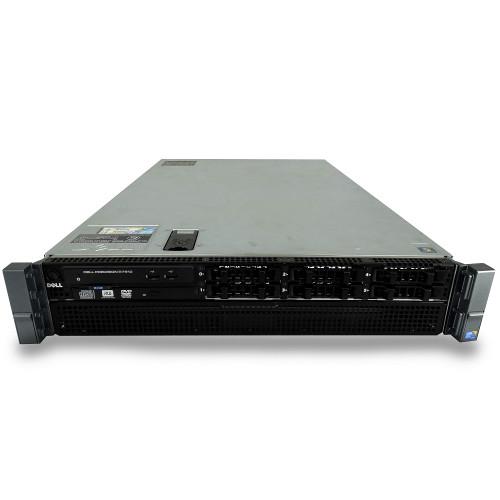 Dell Precision R7610 Workstation E5-2609 V2 4C 2.5Ghz 8GB 2x Trays NVS 310 No OS