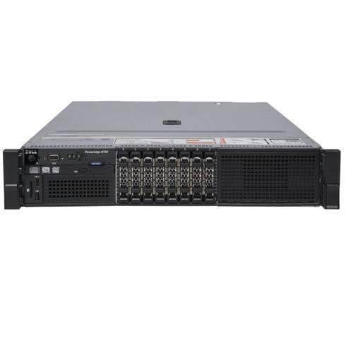 """Dell PowerEdge R730 8 x 2.5"""" Hot Plug E5-2630 V3 Eight Core 2.4Ghz 16GB 2x 500GB H330"""