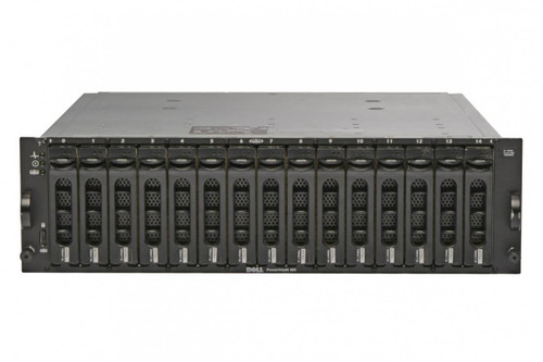 Dell PowerVault MD1000 DAS Redundant SAS/SATA EMM Modules 2.2TB (15 x 146GB 15K)