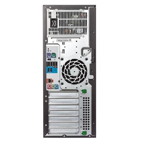 HP Z420 Workstation E5-2660 Eight Core 2.2Ghz 64GB 256GB SSD 2TB Q4000 Win 10 Pre-Install