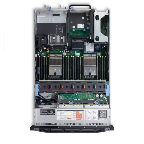 Dell PowerEdge R720 LFF 2x E5-2643 Quad Core 3.3Ghz 32GB 3x 600GB H310