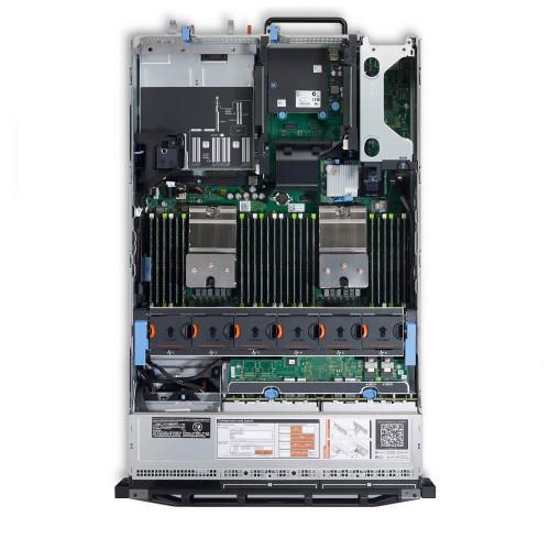 Dell PowerEdge R720 LFF 2x E5-2643 Quad Core 3.3Ghz 64GB 8x 2TB SAS H710