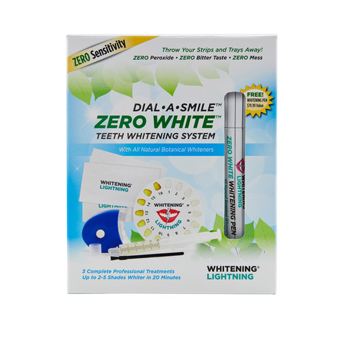 Zero Teeth Whitening System