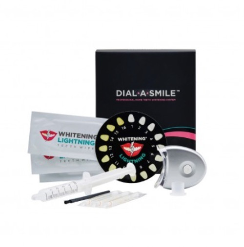 Dial A Smile Professional Teeth Whitening Kit