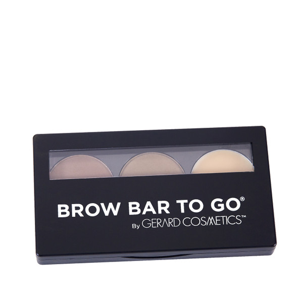 Medium to Ebony -  Brow Bar To Go