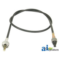 """55"""" Tachometer Cable, Case and David Brown, 1190 1290 1390 1490 990 995 996"""