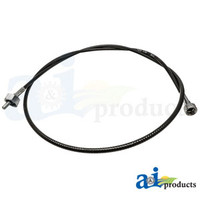 """64.5"""" Tachometer Cable, Case IH and David Brown, 1594 1690 1210 1212 1410 1412"""