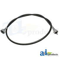 """49"""" Tachometer Cable, IH 300 330 350"""