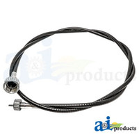 """63"""" Tachometer Cable, IH 330 340 3688 460 560 660 886 986 1086 1468 1486"""