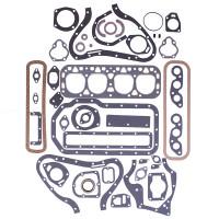 Overhaul Gasket Set with Crankshaft Seals (Gas C152, C164) H, HV, I-4, O-4, OS-4, Super H, Super HV, Super I-4, Super W-4, W-4