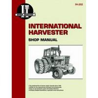 I&T Service Manual, IH 656 666 684 686 784 884 1466 1486 1566 1568 1586 2656, Hydro 186, Hydro 70, Hydro 84,  Hydro 86