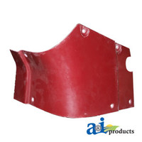 Dash Hood Cowls (Left and/or Right Side) (Fiberglass), IH 544 656 666 686  2544 2656