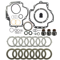 PTO Overhaul Kit with Brakes, IH 786 886 986 1086 1486 1566 1568 1586