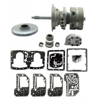 Heavy duty T/A (Complete Kit ), IH 706 through 1466